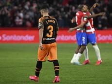 Jaume Costa backed Parejo. EFE