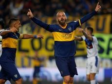 O italiano quer voltar ao futebol argentino. EFE/Demian Alday