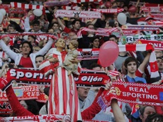La Liga are aiming for full stadia in January. EFE