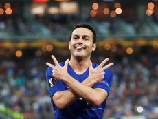 Juventus have a weapon to convince Pedro. EFE
