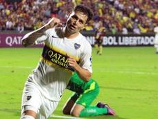 O Boca renova com Zárate e negocia com Soldano. EFE