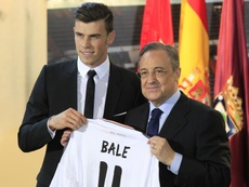 United missed out on signing Bale for €4M. EFE