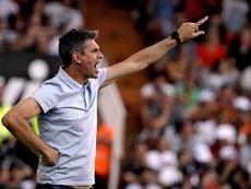Posponen tres partidos en Argentina por la muerte de Maradona. EFE/Archivo