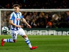 A Real Sociedad confia em manter Odegaard um ano mais. EFE