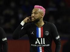 Neymar terá de esperar para voltar ao Barcelona. EFE/ Julien De Rosa/Arquivo
