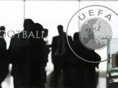 La UEFA habría decidido posponer el choque por positivos en el KF Drita kosovar. EFE