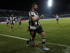 Coke le deseó buena suerte al Sevilla ante el Inter. EFE