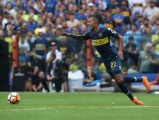 Villa, en el radar de Atlético Mineiro y Los Angeles Galaxy. EFE