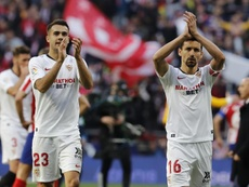Deux grands clubs de Premier League pensent à Reguilón. EFE