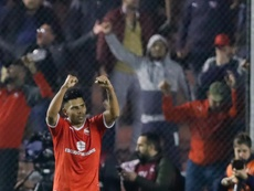 Independiente gana el combate. EFE