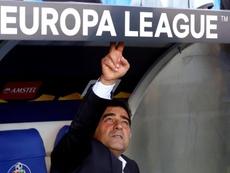 Trabzonspor é punido pela UEFA. EFE/JuanJo Martín/Archivo