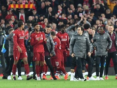 Les trois joueurs dont Liverpool va devoir se séparer. efe