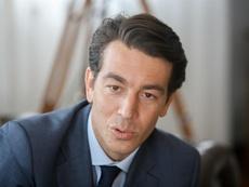 Juan Sartori é a favor de investimentos de fora em clubes uruguaios. EFE/Alejandro Prieto/Arquivo