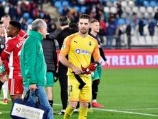 Luca Zidane promet un Rancing plus fort. EFE