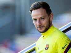 Le Barça ne négocie avec aucun club pour Rakitic. EFE