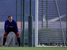 Ter Stegen fala sobre como o Barça voltou do confinamento.