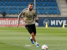 Más de un mes después, Florentin Pogba respondió a Benzema. EFE/Archivo