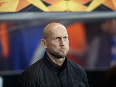 Jaap Stam, new coach of FC Cincinnati. EFE