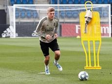 Kroos refuse de fustiger Varane après l'élimination face à City. EFE