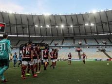 A prefeitura do Rio liberou os treinos essa semana. EFE