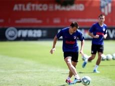 Santiago Arias suena para jugar en Turquía. EFE