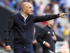 OFFICIAL: Aberlado sacked as Espanyol manager. EFE