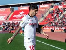 El argentino es toda una institución en el Sevilla. EFE