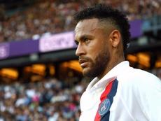 Le PSG écoutera les grosses offres pour Neymar. EFE