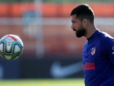 Simeone recupera a Felipe para Vigo. EFE