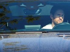 Messi, frustré par le Covid-19. AFP