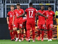 El Bayern visita este fin de semana al Bayer Leverkusen. EFE