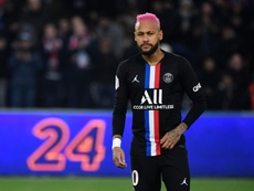 Barca are reportedly still in contact with Neymar: they want him back at the Camp Nou. EFE.