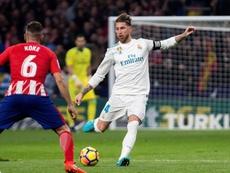 Real Madrid e Atlético de Madrid, juntos contra o coronavírus. EFE/Rodrigo Jiménez