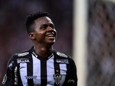 Quando Cazares estreia pelo Corinthians. EFE/Yuri Edmundo