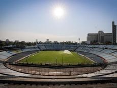 Estádio Centenário é local de testagem de jogadores. EFE/Raúl Martínez/Arquivo