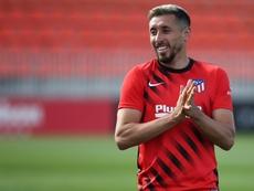 El Atlético, sin ofertas por Herrera. EFE