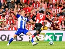 Athletic y Alavés fijan su primer amistoso de pretemporada. EFE/Archivo