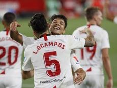 Grupo E: un Sevilla campeón de Europa League ante Chelsea, Krasnodar y Rennes. EFE