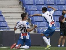 El Espanyol se marca el reto de los 30.000 abonados. EFE