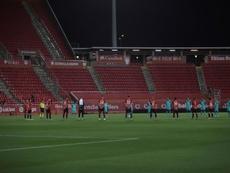El Visit Mallorca Estadi lleva ya 500 partidos acogidos. EFE