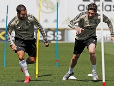 Eden Hazard está listo para reaparecer. EFE/Archivo