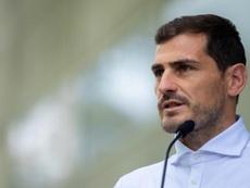 Casillas dio un consejo a los jugadores del Oporto. EPA/RUI FARINHA