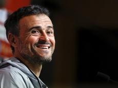 Luis Enrique volverá al banquillo de España. EFE
