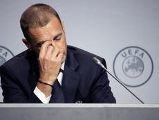 La Superliga Europea, un 'problema' que ya es una realidad. EFE