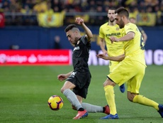 Munir reaccionó a la decisión de la FIFA sobre su convocatoria con Marruecos. EFE/Domenech Castelló