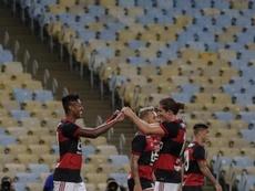 Veja como foi a luta de audiência no Carioca. EFE/Antonio Lacerda