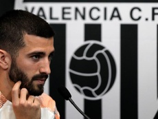 Valencia now have Gayà and Guillamón back. EFE