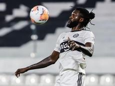 Adebayor quittera l'Olimpia. EFE