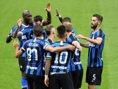 L'Inter se redresse face à la Sampdoria. EFE