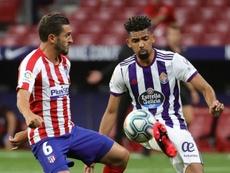 Plusieurs équipes veulent enrôler Matheus Fernandes. EFE